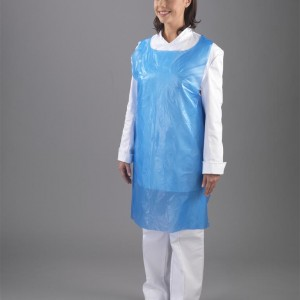 Apron blue standard