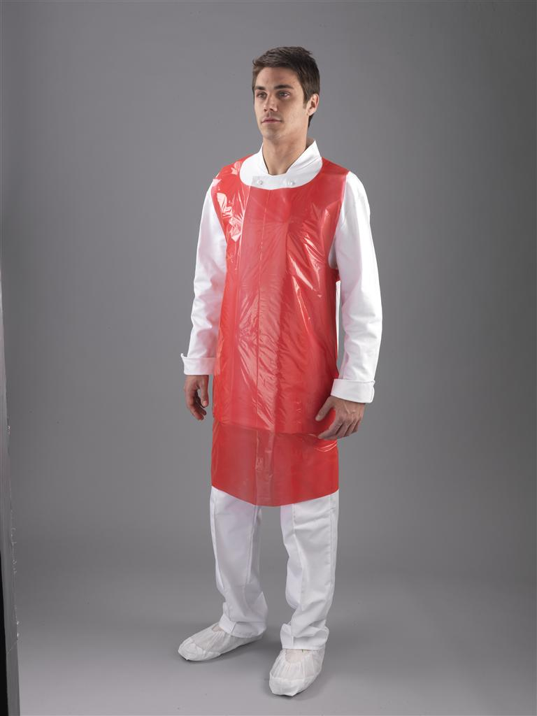 Polythene Aprons In Dispensers 18 Micron 1st Biotech