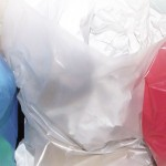 Clear & Coloured Bags
