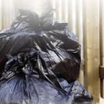 SBS:1 black bag