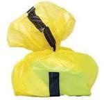 Tiger Stripe waste bags